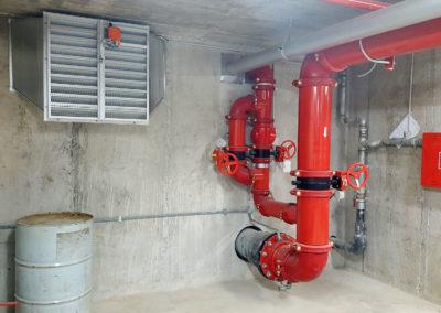 Sprinkler sustav